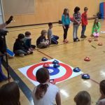 Curling lessons